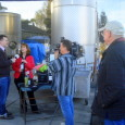 We had the good fortune of welcoming Good Morning Sacramento's Cody Stark to tour this morning's bottling (and get a taste of wine, too!). Cody was lots of fun and […]